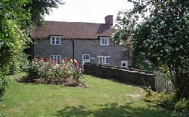 Farm Holiday Cottage situated near Weymouth, Dorset