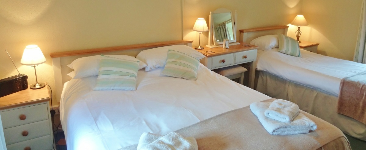 All linen and towels provided in our bedrooms.